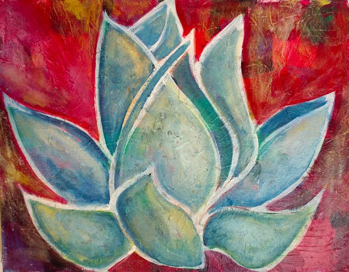 Paint Yourself Happy Lotus Flower Studio Lilley