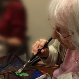 Art Classes for Seniors - Studio Lilley