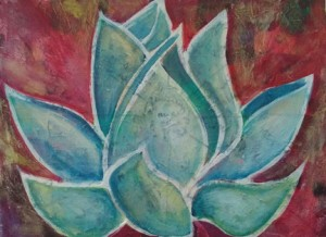 The Lotus Flower Painting Workshop